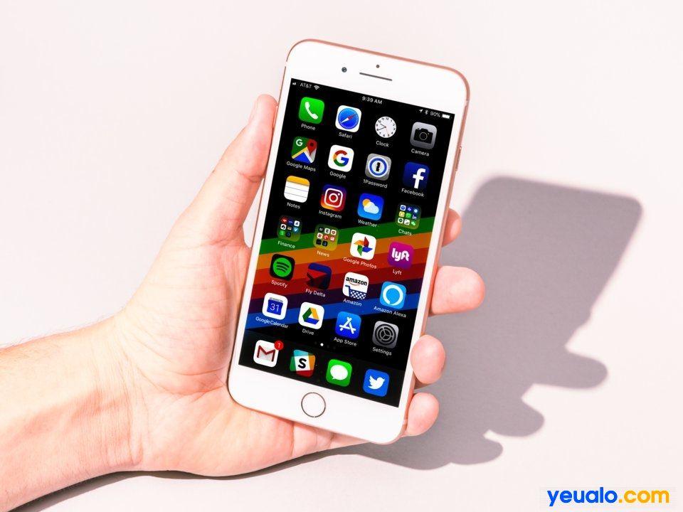 Cần tải một số ứng dụng cho iPhone khi không thể chuyển đổi