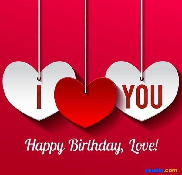 Lời chúc sinh nhật cho bạn gái hay và ý nghĩa nhất