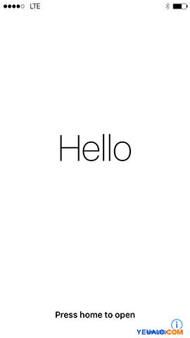 Cách Active, kích hoạt điện thoại iPhone 1