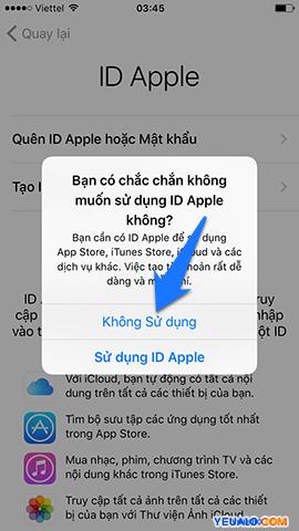 Cách Active, kích hoạt điện thoại iPhone 11