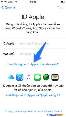 Cách Active, kích hoạt điện 7 thoại iPhone 9