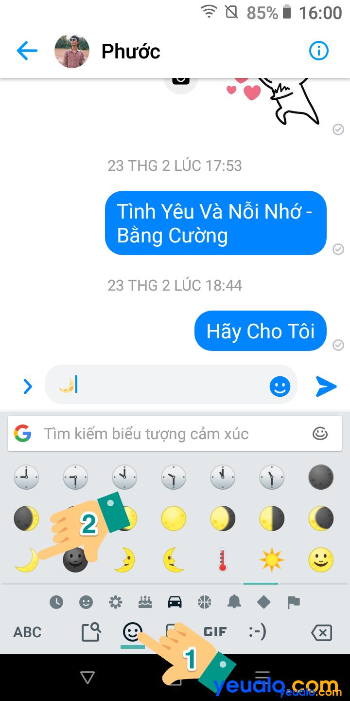 Cách bật chế độ Dark Mode cho Messenger Android 2