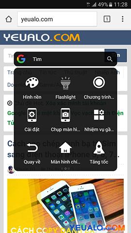 Cách cài nút Home ảo cho Android 3
