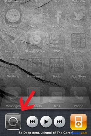 Cách Bật/ Tắt chế độ tự động xoay màn hình cho điện thoại iPhone 1