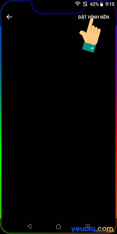 Cách cài viền màn hình LED cho điện thoại 3