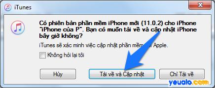 Cách cập nhật hệ điều hành iOS lên phiên bản mới nhất cho iPhone iPad 8