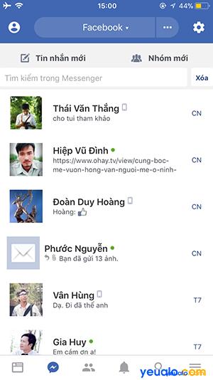Cách nhắn tin Facebook mà không cần cài đặt Messenger trên điện thoại 11