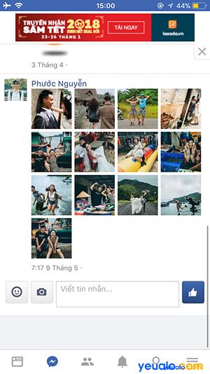 Cách nhắn tin Facebook mà không cần cài đặt Messenger trên điện thoại 12