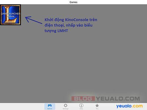 Hướng dẫn cách chơi game Liên Minh Huyền Thoại bằng điện thoại 6