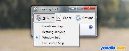 Cách chụp ảnh màn hình máy tính 3
