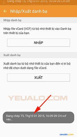 Cách chuyển danh bạ từ điện thoại Lumia sang điện thoại Samsung Galaxy 13