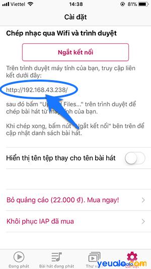 Cách copy nhạc từ máy tính vào iPhone không cần qua iTunes 2