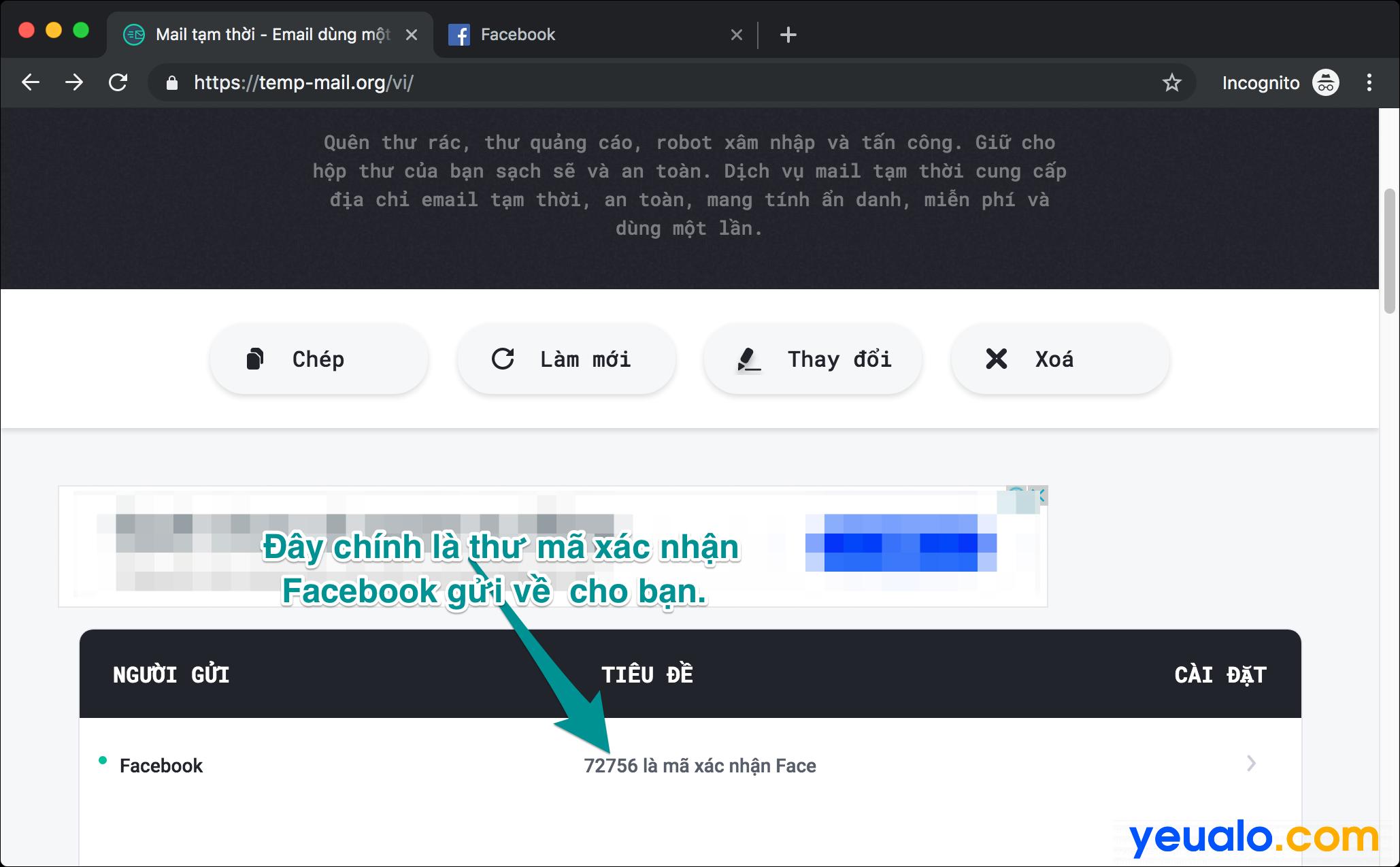 Cách đăng ký Facebook không cần số điện thoại và email 3