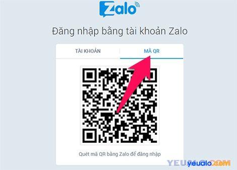 Cách đăng nhập Zalo trên máy tính, laptop