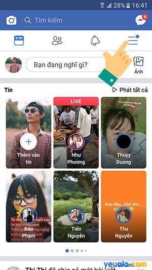 Cách đăng xuất Messenger từ xa trên điện thoại 2