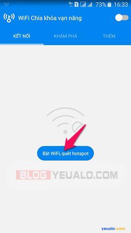 Cách dò tìm mật khẩu Wifi cho điện thoại Android 2