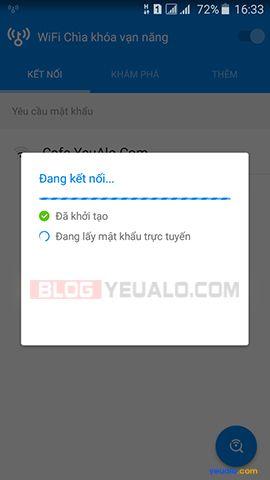 Cách dò tìm mật khẩu Wifi cho điện thoại Android 5