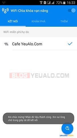 Cách dò tìm mật khẩu Wifi cho điện thoại Android 6
