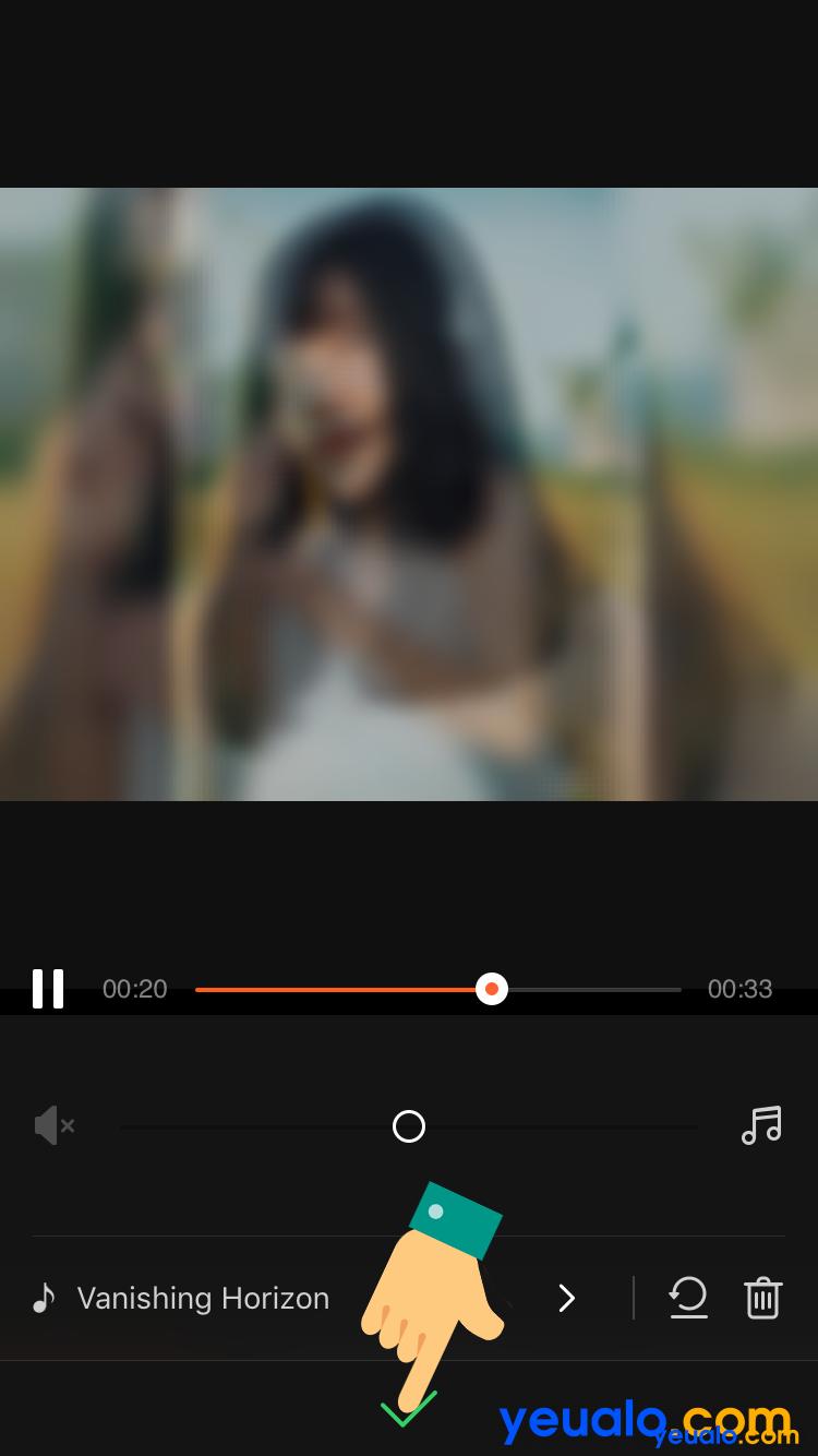 Cách ghép nhạc vào ảnh trên iPhone 8