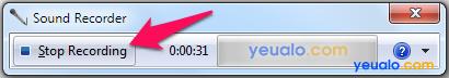 Cách ghi âm trên máy tính mà không cần phần mềm 3