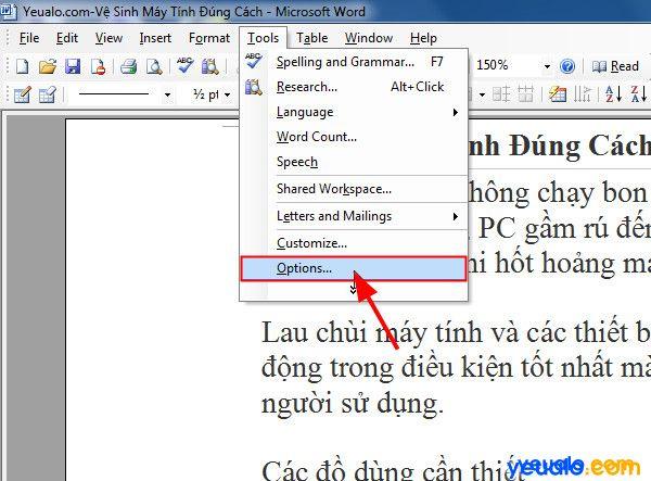 Cách gỡ bỏ mật khẩu file Word 2013 8