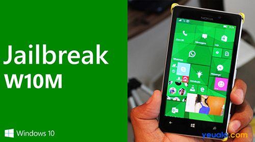 Hướng dẫn interop unlock máy Windows 10 Mobile không cần máy tính