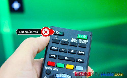 Cách kết nối, chiếu màn hình điện thoại lên Tivi 5