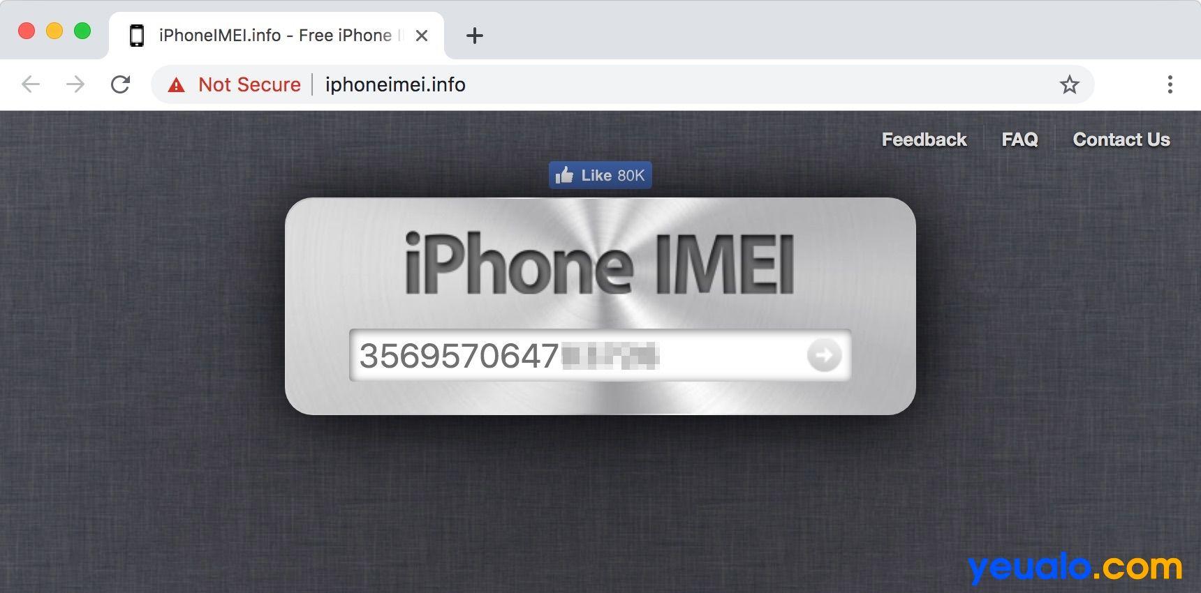 Cách kiểm tra iPhone Lock hay quốc tế nhanh nhất
