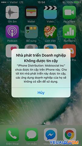 Hướng dẫn cách Live Stream màn hình iPhone lên Facebook 1