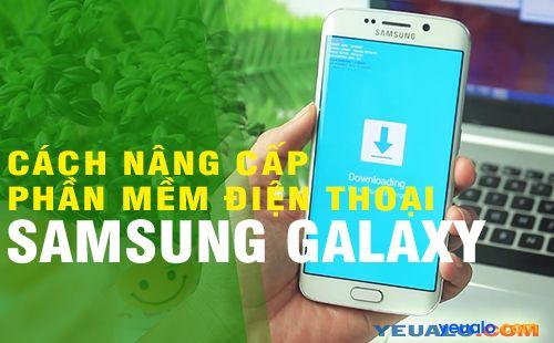 Cách cập nhật phần mềm điện thoại Samsung Galaxy thủ công bằng Odin