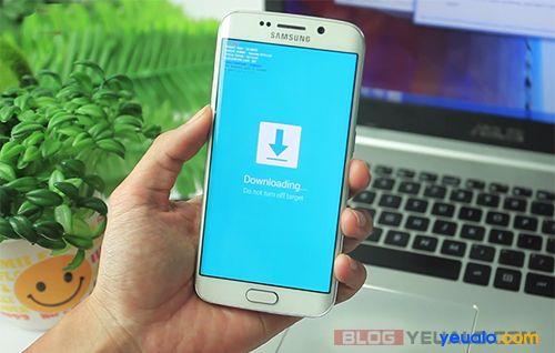 Cách cập nhật phần mềm điện thoại Samsung Galaxy thủ công bằng Odin 1