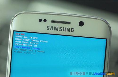 Cách cập nhật phần mềm điện thoại Samsung Galaxy thủ công bằng Odin 2