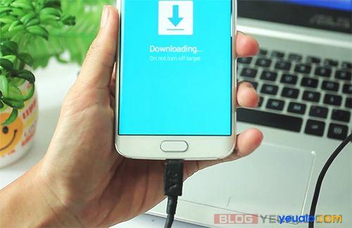 Cách cập nhật phần mềm điện thoại Samsung Galaxy thủ công bằng Odin 3