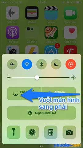 Cách nghe nhạc Youtube khi tắt màn hình trên iPhone 5