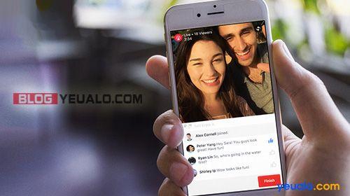 Cách phát video trực tiếp trên Facebook