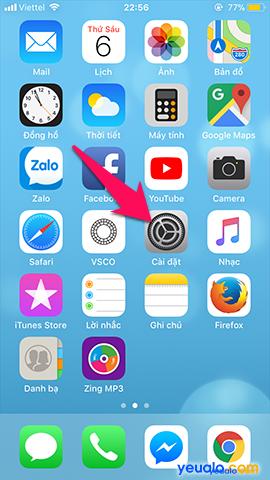 Cách quay phim màn hình iPhone iPad