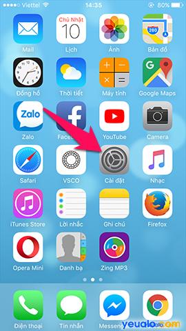 Cách sao lưu, khôi phục ảnh trên iPhone bằng iCloud 1