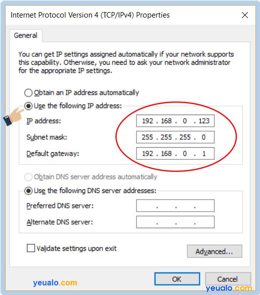 Cách sửa lỗi Wifi bị dấu chấm than vàng 13