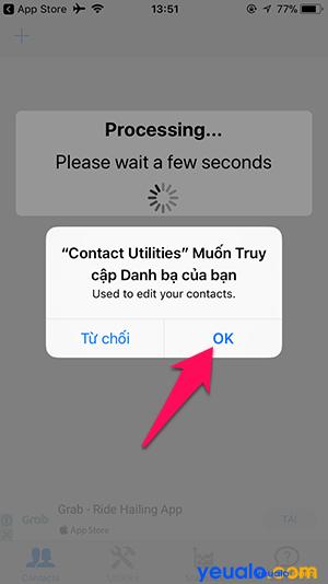 Cách sửa lỗi iPhone không hiển thị tên người gọi đến 1