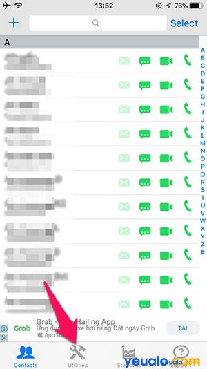 Cách sửa lỗi iPhone không hiển thị tên người gọi đến 2