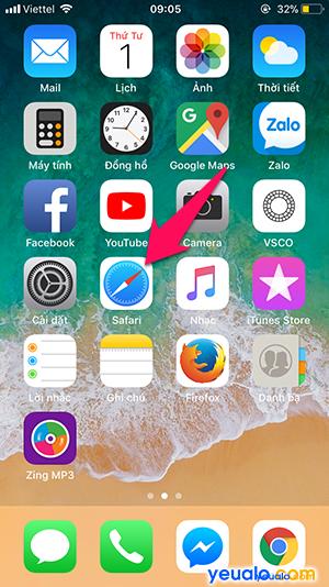 Cách tải ảnh trên Google Web về iPhone 1