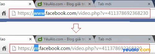 Cách tải video trên Facebook về máy tính