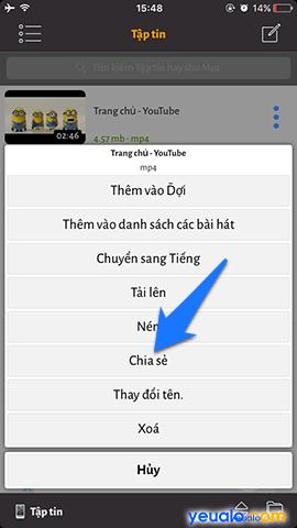 Cách tải video trên Youtube về iPhone 8