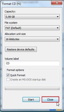 Cách tạo USB Hiren Boot 16