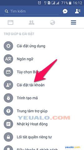 Cách thông báo mời chơi game trên Facebook 1