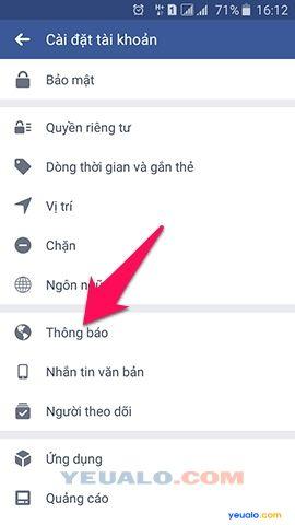 Cách thông báo mời chơi game trên Facebook 2
