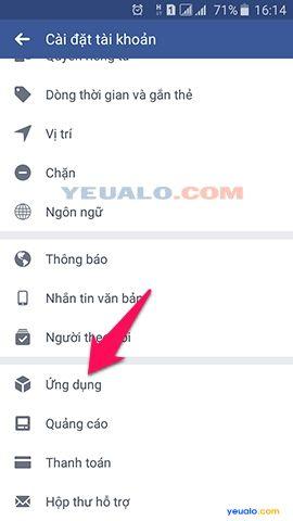 Cách thông báo mời cài ứng dụng trên Facebook 2