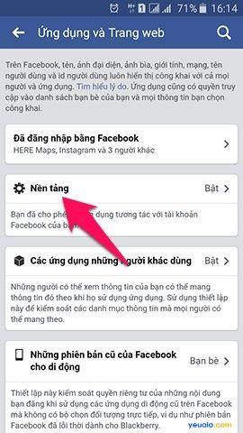 Cách thông báo mời cài ứng dụng trên Facebook 3
