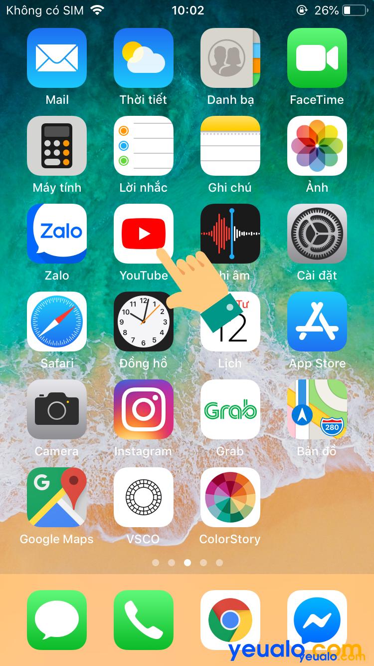 Cách tắt chế độ hạn chế Youtube trên iPhone