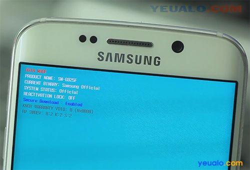 Cách tắt chế độ reactivation lock cho điện thoại Samsung Galaxy